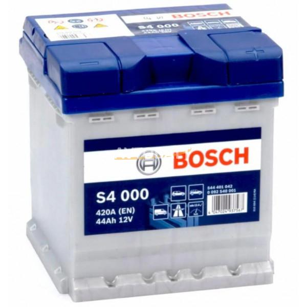 Аккумулятор BOSCH S4 SILVER 45