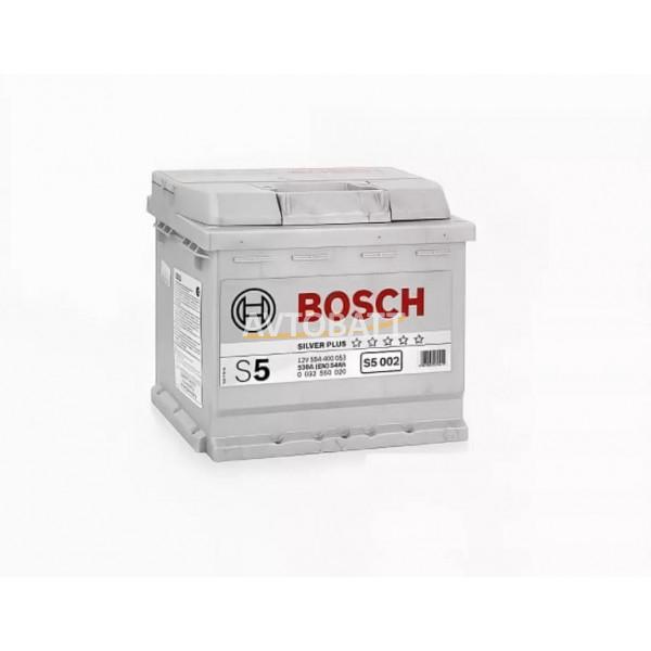 Аккумулятор BOSCH S5 SILVER PLUS 54