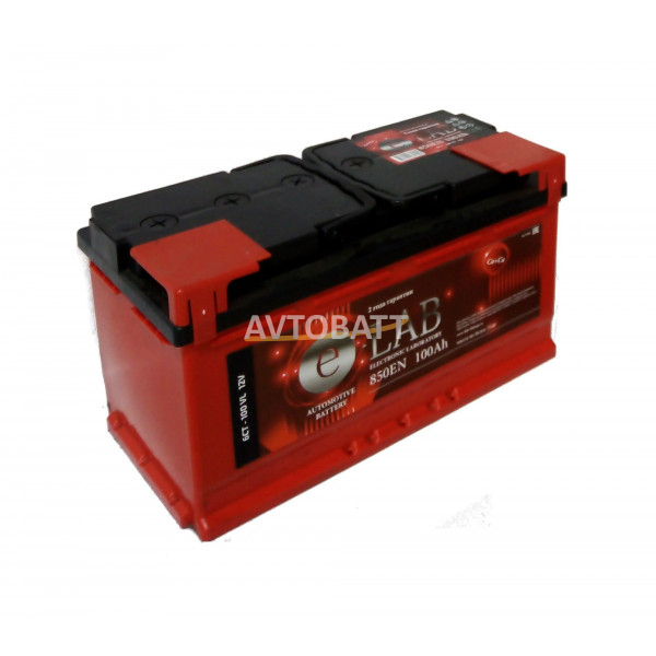 Аккумулятор ELAB 100 Ah (п/п)