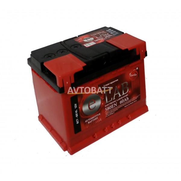 Аккумулятор ELAB 60 Ah (п/п)