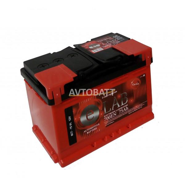 Аккумулятор ELAB 75 Ah (о/п)