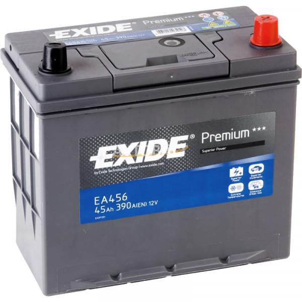 Аккумулятор EXIDE Premium EA456