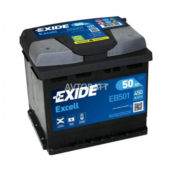 Аккумулятор EXIDE Excell EB501