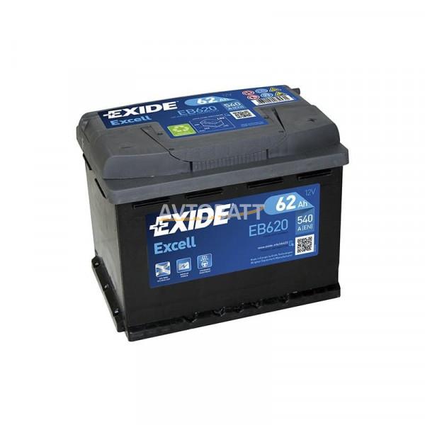 Аккумулятор EXIDE Excell EB620