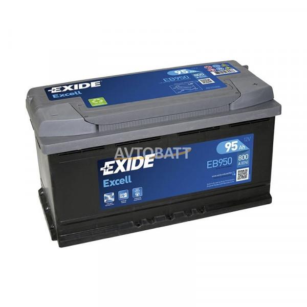 Аккумулятор EXIDE Excell EB950