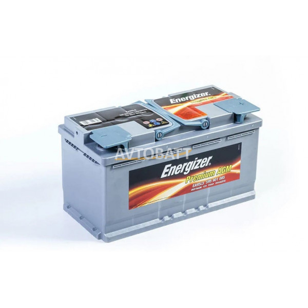 Аккумулятор Energizer 105е 605 901 095  PREMIUM AGM EA105L6