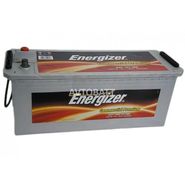 Аккумулятор Energizer 140е 640 103 080  COMMERCIAL PREMIUM ECP1