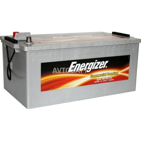 Аккумулятор Energizer 225е 725 103 115  COMMERCIAL PREMIUM ECP4