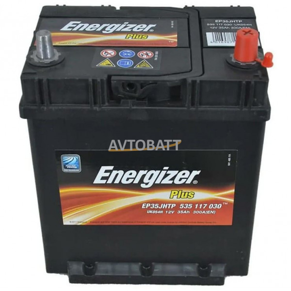 Аккумулятор Energizer 35е 535 117 030  PLUS EP35JH-TP н.кр.