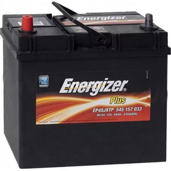 Аккумулятор Energizer 45 545 157 033  PLUS EP45JX TP