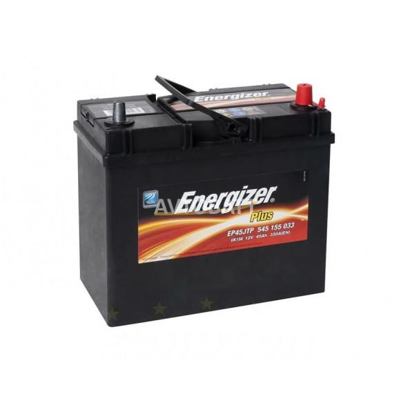 Аккумулятор Energizer 45 545 158 033  PLUS EP45JX