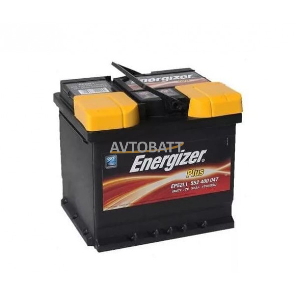 Аккумулятор Energizer 52e 552 400 047  PLUS EP52L1