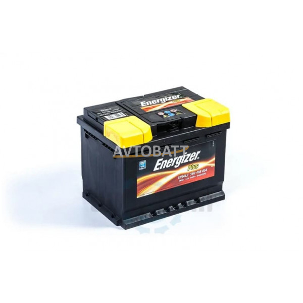Аккумулятор Energizer 60 560 127 054  PLUS EP60L2X