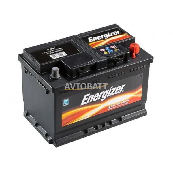 Аккумулятор Energizer 70e 570 409 064  EL3 640
