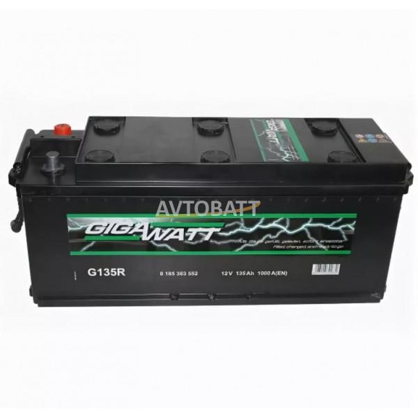 Аккумулятор Gigawatt 135e G135R / 635 052 100