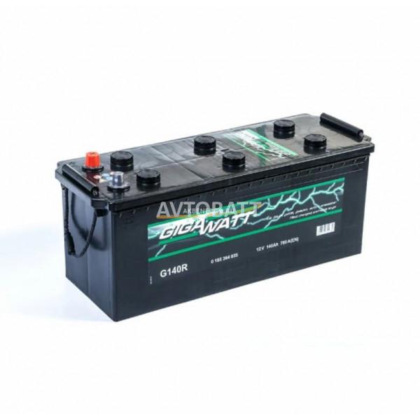 Аккумулятор Gigawatt 140e G140R / 640 035 076
