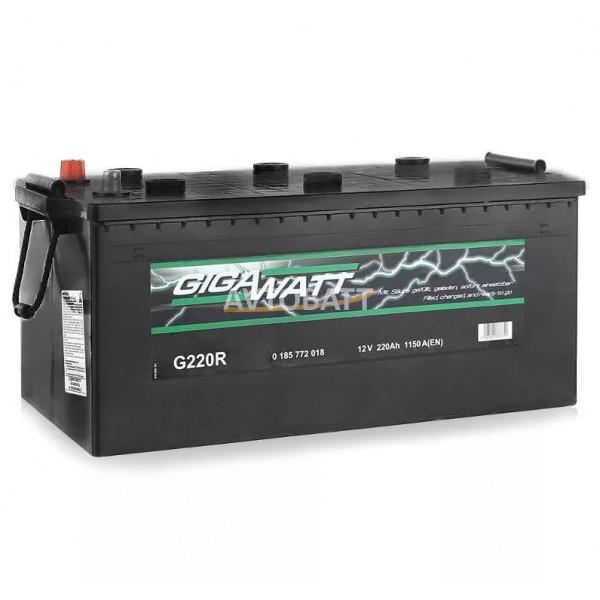 Аккумулятор Gigawatt 220e G220R / 720 018 115