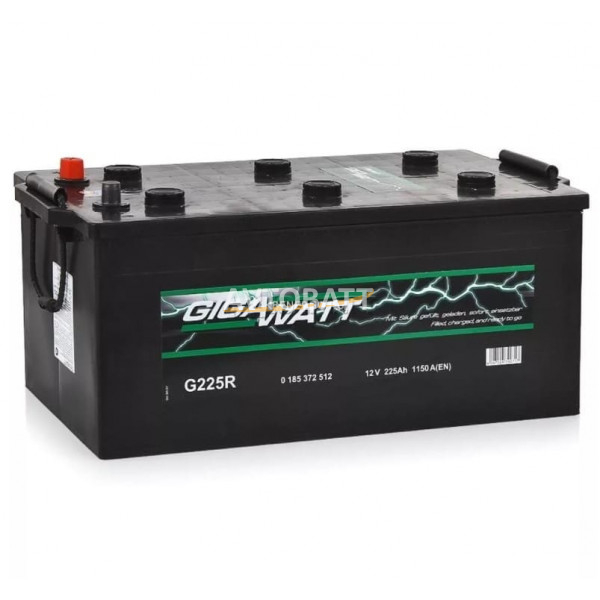 Аккумулятор Gigawatt 225e G225R / 725 012 115