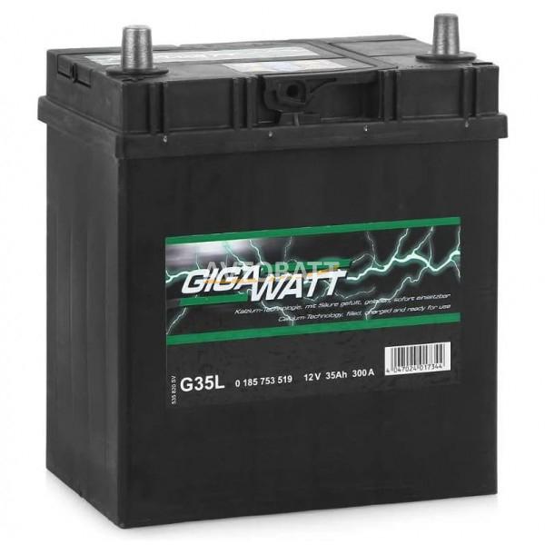 Аккумулятор Gigawatt 35 G35L / 535 119 030