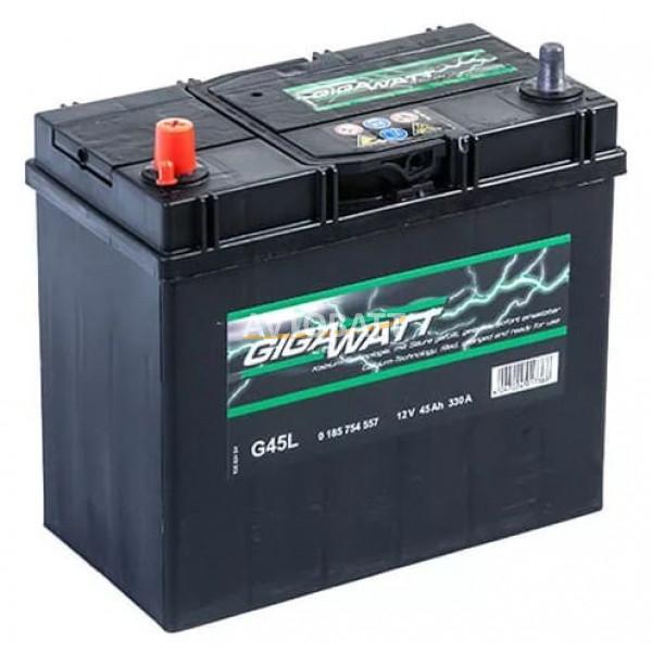 Аккумулятор Gigawatt 45 G45L / 545 157 033
