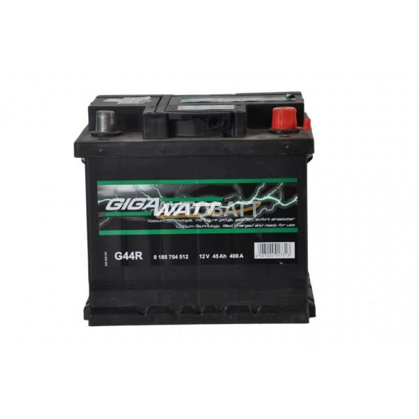Аккумулятор Gigawatt 45 G44L / 545 413 040
