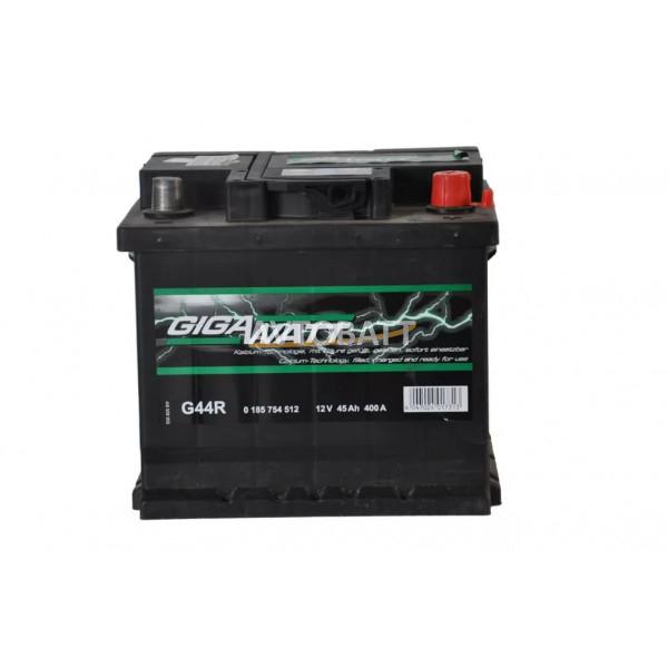 Аккумулятор Gigawatt 45e G44R / 545 412 040