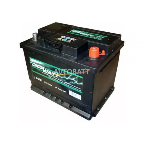 Аккумулятор Gigawatt 53e G53R / 553 400 047