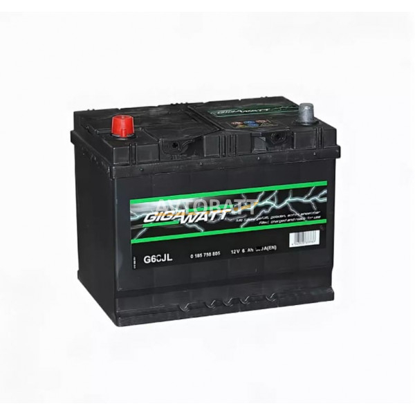 Аккумулятор Gigawatt 60 G60JL / 560 413 051