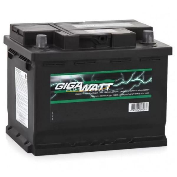 Аккумулятор Gigawatt 60e G62R / 560 408 054