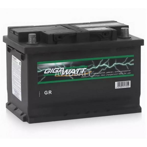 Аккумулятор Gigawatt 80e G80R / 580 406 074