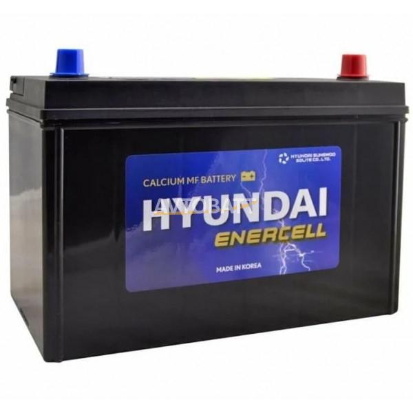 Аккумулятор HYUNDAI 105 CMF 125D31R (нижн.крепл.) (B/H)  Energy