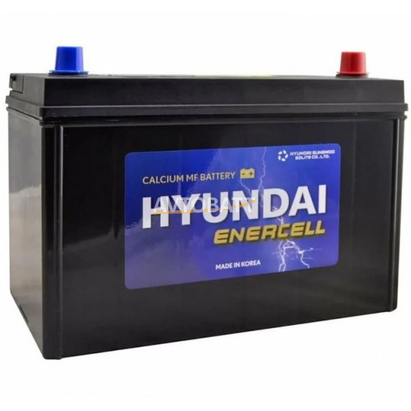 Аккумулятор HYUNDAI 105e CMF 125D31L (нижн.крепл.) (B/H)  Energy