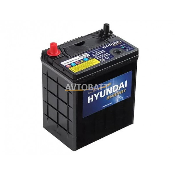 Аккумулятор HYUNDAI 38e CMF 42B19L  Enercell