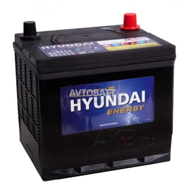 Аккумулятор HYUNDAI 55 85BR60K (85R-550 нижн.крепл.)  Energy