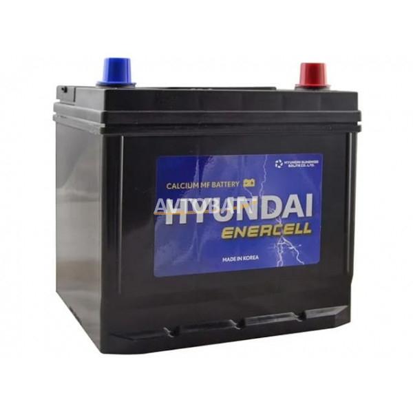 Аккумулятор HYUNDAI 80е CMF 90D26L (нижн.крепл.) (B/H)  Energy