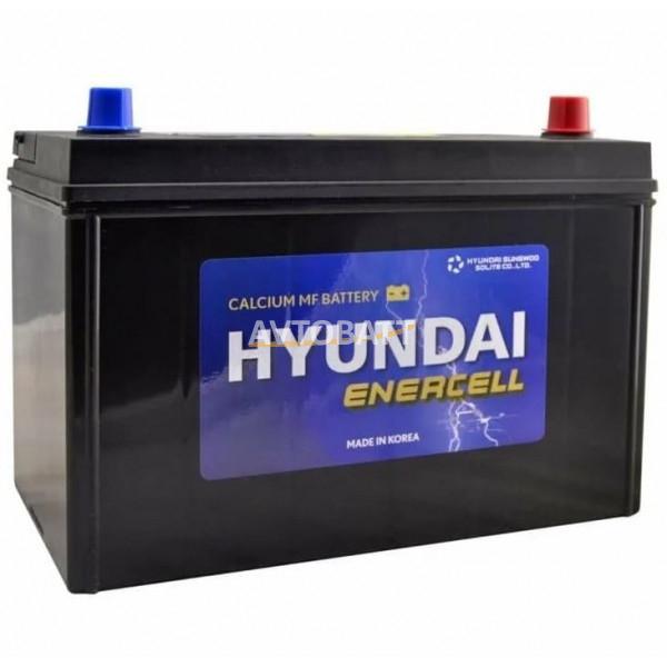 Аккумулятор HYUNDAI 95 CMF 125D31R (нижн.крепл.) (B/H)  Enercell