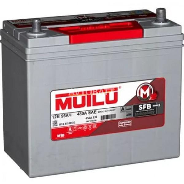 Аккумулятор MUTLU 55e B24.55.045.E тонк.кл.
