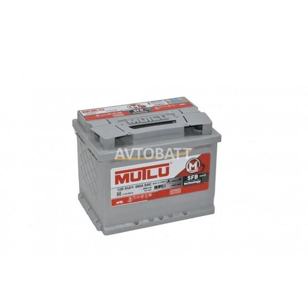 Аккумулятор MUTLU 55Ач L1.55.054.B