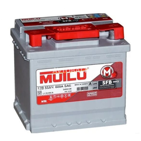 Аккумулятор MUTLU 55e L1.55.054.A