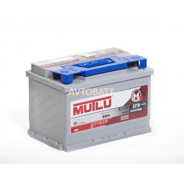 Аккумулятор MUTLU 75 D26.75.064.D - 12V 75 Ah 640 (EN) н.кр.