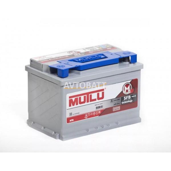 Аккумулятор MUTLU 80e LB4.80.074.A -12V 80 Ah 740 (EN)