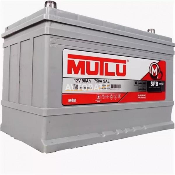 Аккумулятор MUTLU 90e D31.90.072.C  -12V 90 Ah 720 (EN) н.кр.