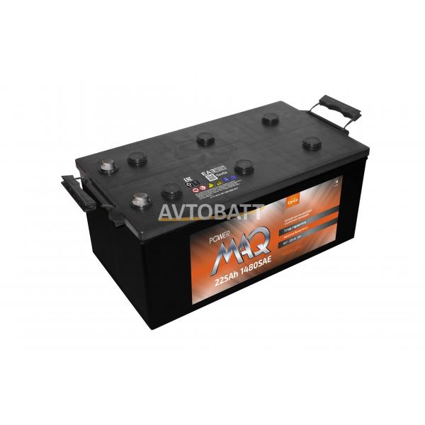Аккумулятор Power MAQ 6СТ-225 225 Ah (о/п)