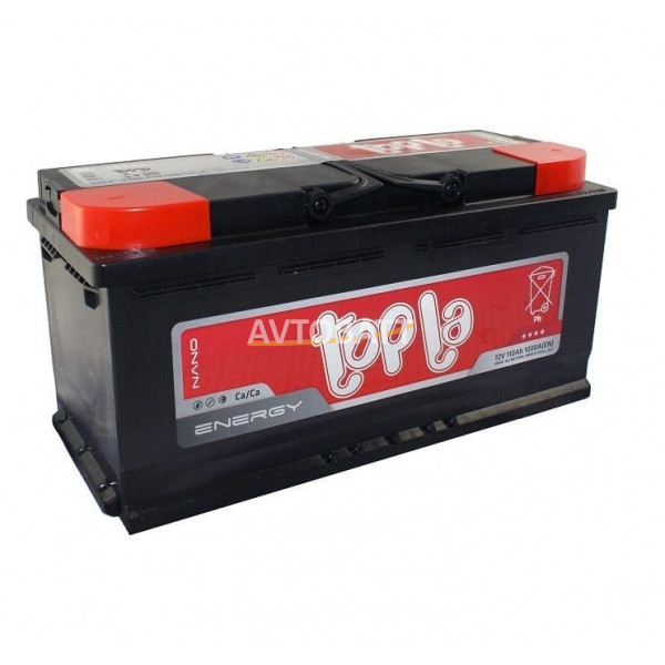 Аккумулятор TOPLA ENERGY 100 Ah (о/п)