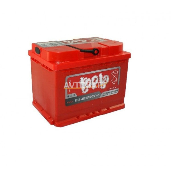 Аккумулятор TOPLA ENERGY 60 Ah (о/п)