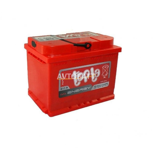 Аккумулятор TOPLA ENERGY 66 Ah (о/п)
