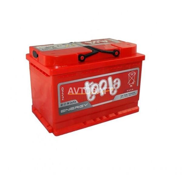 Аккумулятор TOPLA ENERGY 75 Ah (о/п)