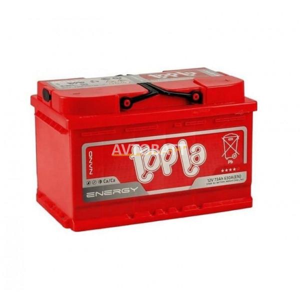 Аккумулятор TOPLA ENERGY низкий 73 Ah (о/п)