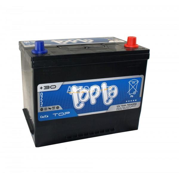 Аккумулятор TOPLA TOP ASIA 70 Ah (о/п)