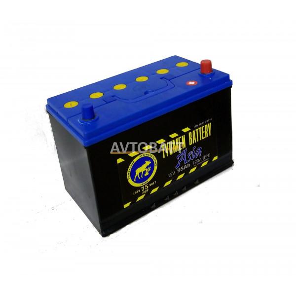 Аккумулятор TYUMEN ASIA 95 Ah (о/п)